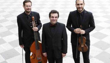 Trio Impetus. Festival Ateneo Barroco 2020